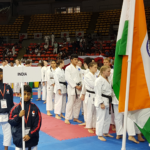 "JKAWF INDIA TEAM IN ""JKA 2ND ASIA-OCEANIA KARATE CHAMPIONSHIPS 2019"""